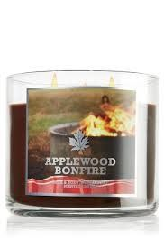 1 X Bath and Body Works Applewood Bonfire Candle 145 Oz * You can get more details by clicking on the image.