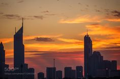 The sun after it goes down by Abhi_Sharma. @go4fotos