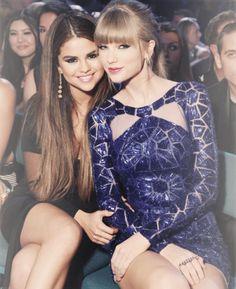 Taylor and Selena<3