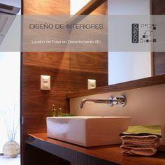 Departamento RC Diseño de Interiores Toilet