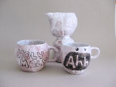 cups and jug - Kirsten Perry