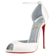 I WANT!   christian-louboutin-gardnera-120mm-pumps-white-satin-red-bottom-shoes-p.jpg (500×500)