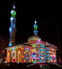 Sharjah Light Festival in February