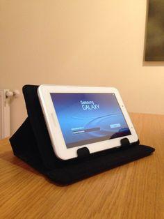 """€15 Forro / Soporte para tablets 7"""" o iPad Mini"""