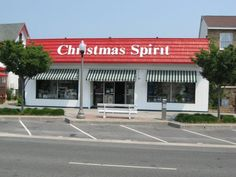 Christmas Spirit is a year-round Christmas shop in Delaware.