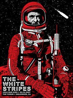 The White Stripes (Inglewood)