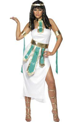 acafad93b2 Disfraz de reina egipcia para mujer original