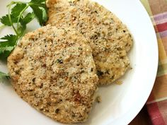 Delicious as it Looks: Parmesan Herb Chicken