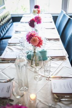 How to save money on your wedding day: Take Over Your Fave Restaurant