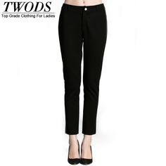 L- 5XL Plsu Size Autumn Full Pants Mid Waist Pencil Trousers Pantalon Femme Mujer Black Great, huh? http://www.artifashion.net/product/l-5xl-plsu-size-autumn-full-pants-mid-waist-pencil-trousers-pantalon-femme-mujer-black/ #shop #beauty #Woman's fashion #Products
