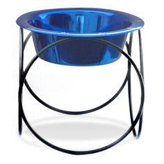 Platinum Pets Olympic Diner Stand Dog Bowl | Elevated Stands | PetSmart