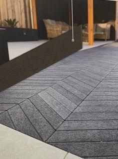 Paving Slabs, Tile Floor, Garden Design, Flooring, Home, Romans, Dots, Paving Stones, Tile Flooring