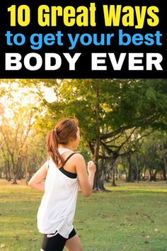 Check out these tips for getting your best body ever. - Fitness Tips Workout Routines For Beginners, Workouts For Teens, Running Workouts, Running Tips, Fitness Tips For Men, Fitness Workout For Women, Health And Fitness Tips, Fitness Workouts, Health Tips
