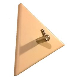 Modern 1 Hook Triangular Coat Rack