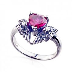 Jinglebell Jewelry Ring, US sizes from 5-9! Presell is available! Message me and order it! http://www.jinglebelljewelry.com/magical-power-series-red-corundum-sterling-skull-silver-ladies-ring.html
