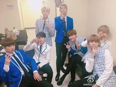 160614 Weibo update  They look so good - #Bangtan #bts #bangtanboys #jin #jimin #jungkook #jhope #rapmonster #suga #taehyung #kpop #namjoon #v #yoongi #seokjin #hobi #hoseok