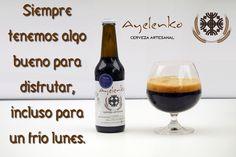 Días como hoy invitan a disfrutar una Mapu de #Ayelenko, todo el año aportando a la cultura cervecera.