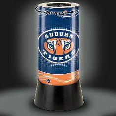 Wincraft Auburn Tigers Rotating Lamp