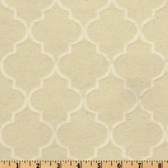 This versatile jacquard fabric has an embossed and slub texture.  Perfect fabric for refreshing and modernizing any home décor, this fabric is ideal for window treatments (draperies, valances, swags and curtains), slipcovers, accent pillows and upholstery (headboards, cornices, ottomans, chairs, sofa's etc.). Colors include natural and ivory white.