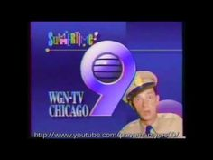 ▶ WGN TV Chicago Summertime TV promo Commercial 1989 - YouTube Wgn Tv, Vintage Television, Old School, Summertime, Tv Shows, Commercial, Chicago, Inspired, Twitter