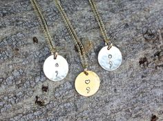 Semicolon Necklace My Story Isn't Over Yet by TomisTreasures