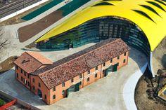 Future Systems, Jan Kaplicky, SHIRO STUDIO   Andrea Morgante, Oscar Ferrari · Museo Enzo Ferrari