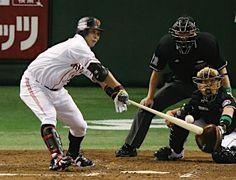 Shinnosuke Abe (Yomiuri Giants)