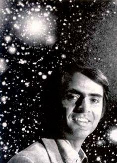 Carl Sagan. Una de mis mas grandes influencias