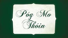 Kiss My Arse - in Irish (Gaelic)