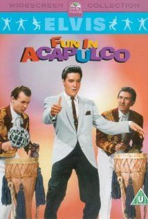 Fun in Acapulco (1963) Mike works on a boat in Acapulco. When the bratty daughter of the boat owner gets him fired, Mike must find new work. Little boy Rauol helps him get a job as a lifeguard and singer at a local hotel. Clashes abound when Mike runs into the rival lifeguard, who is the champion diver of Mexico. He is angry at Mike for taking some of his hours, and stealing his woman. Elvis Presley, Ursula Andress, Elsa Cardenas  #elvisserendipity