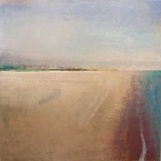 John Evans On the Beach