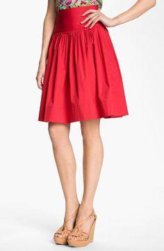 Nanette Lepore 'Summerland' Skirt thestylecure.com