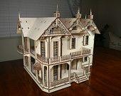 Mansión victoriana Dollhouse