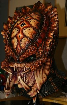 Image result for how to make a predator costume