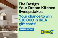 thisoldhouse.com | from Design Your Dream Kitchen Sweepstakes