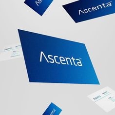 Brand identity for Ascenta  #boughtbyfacebook #brandidentity #graphicdesign #facebook #connectivitylab #businesscards #3D #somerset #successstory  http://ift.tt/1nCEXTE