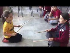 Vur Çubuklara Orff Şarkısı ve hareketleri Samsun Atakum Mektebim Okulu Begüm Akkaç - YouTube
