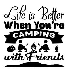 Looking for the best free camping quotes and camping sayings? Choose from 27 free funny camping quotes, outdoor quotes, prints on white or framed metal background. Camping Hacks, Camping Crafts, Camping Life, Family Camping, Tent Camping, Glamping, Winter Camping, Camping Essentials, Camping Meals