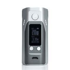 Reuleaux RX200S από Wismec θα ακουστεί κοινότυπο