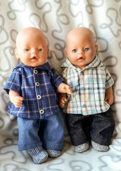 Wollyonline sells digital doll patterns for a variety of dolls. There is also a large selection of FREE patterns available. Doll Patterns Free, Doll Sewing Patterns, Doll Clothes Patterns, Clothing Patterns, Baby Boy Doll Clothes, Boy Baby Doll, Baby Dolls, Baby Sewing, Outfit Sets