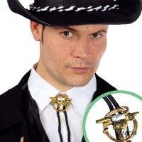 Collier Cowboy http://www.feezia.com/univers/accessoires-de-fete/accessoires-de-fete/bijoux-et-diademes/collier-cowboy.html