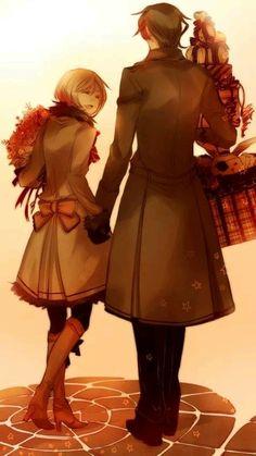 Aloïs et Claude- Black Butler