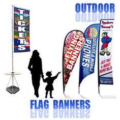 outdoor flag holder