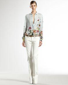 http://ncrni.com/gucci-flora-infinity-printed-silk-shirt-washed-denim-new-70s-pants-p-6682.html