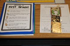 Crazy for First Grade: Jungle Boogie!  Meet the Teacher welcome packets