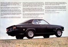 1974 Broadspeed Manta Turbo