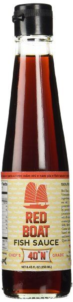Sur La Table Red Boat 40°N Fish Sauce, 8.45 fl. oz., 2016 Amazon Top Rated Sauces, Gravies & Marinades  #Grocery