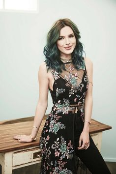 Bella Thorne - 2017 Winter TCA Portraits 2017