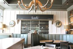 classic • casual • home: My Friends Cool New Coastal Restaurant  So ideal