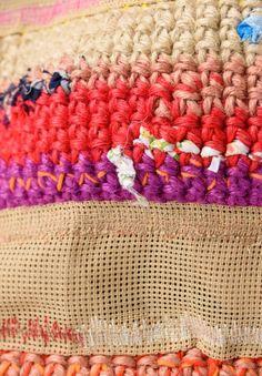 Daniela Gregis Crochet Tote in Natural